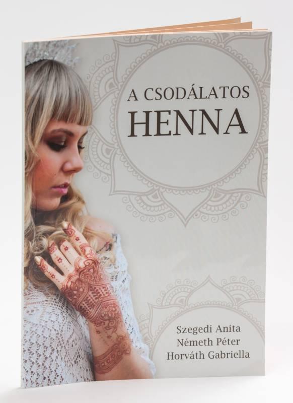 A csodálatos henna című könyv