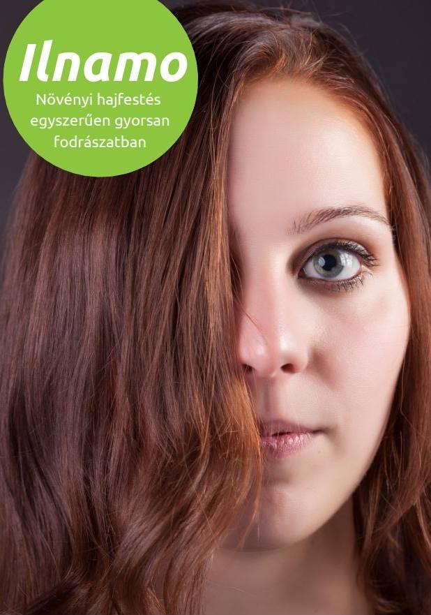 növényi hajfestés e-book