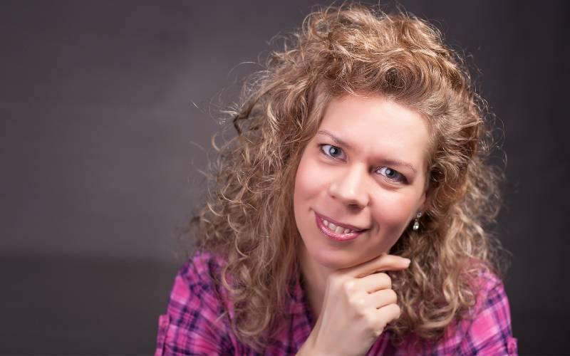 természetes hajfestés - barna hajszín